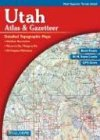 Utah Atlas & Gazetteer (6th Edition) (0899332552) by DeLorme