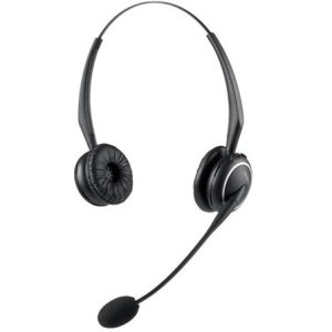 Gn Jabra Gn9125 Duo Flex Wireless Headset - Wireless Connectivity - Stereo - Over-The-Head, Over-Th