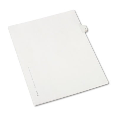 allstate-style-legal-side-tab-divider-title-19-letter-white-25-pack-sold-as-1-package