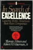 Image for In Search of Excellence: Lessons from America's Best-Run Companies