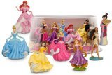 Disney Princess Mini-Figure Play Set #2