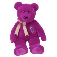 1 X Ty Beanie Buddies - Millennium the Bear - 1