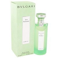 Bvlgari Eau Parfumee (Green Tea) By Bvlgari Cologne Spray (Unisex) 2.5 Oz / 75 Ml For Women