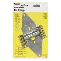Images for Stanley 730730 No.1 Hot Dipped Galvanized(2H) Sectional Garage Door Hinge
