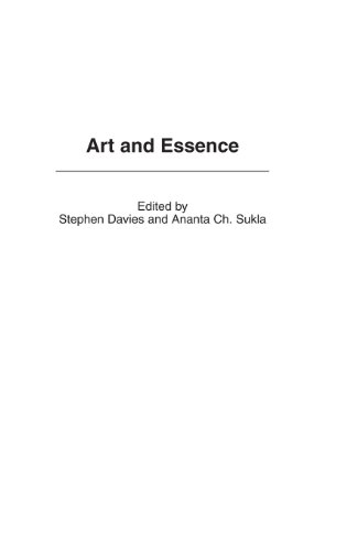 Art and Essence (Studies in Art, Culture, and Communities)