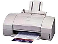 Canon BJC-6000 - Printer - color - ink-jet - A4 - 1440 dpi x 720 dpi - up to 8 ppm (mono) / up to 5 ppm (color) - capacity: 130 sheets - Parallel - AC 230 V