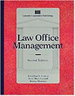 Law Office Management (second edition) (Lq-Paralegal)