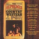 The Supremes Sing Country, Western & Pop artwork