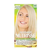 Garnier Nutrisse Hair Color: White Chocolate - Extra Light Ash Blonde