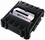 Kenwood Mobile,Class D Mono Amp - 600W Max,Low-Pass Filter - Kac6104D