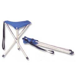 Amazon Com Camp Time Pack Stool Roll Up Pack Stool