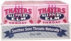 Thayers® Slippery Elm Natural Throat Lozenge Cherry Flavour (24)