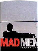 Mad Men - Season One  (Zippo Lighter Case Limited Edition)