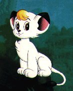 [DVD] Kimba, The White Lion, Volume 1-4 from Cartoon Classics (Set of 4)