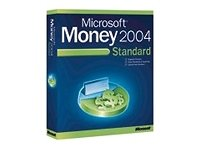 Microsoft Money 2004 Standard - Complete package - 1 user - CD - Win - English