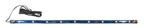 "Cipa 93293 Blue 15"" Ultra Bright Flexible Neon Replacement Led Light Strip"