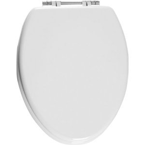 Bemis Next Step 2-in-1 Elongated Toilet Seat Accommodates Both Adult and Child