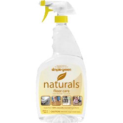 Simple Green Naturals Floor Care - GoVacuum