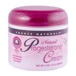 海外直送品 Source Naturals Progesterone Cream, 4 oz