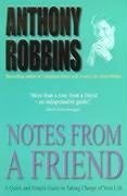"Cover of ""Notes from a Friend"""