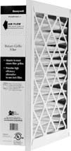 16x20x5 (15.75×19.75×4.38) MERV 10 Honeywell Grill Filter (2 Pack)