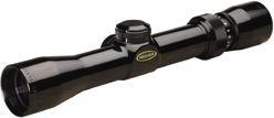 Weaver Classic Matte Black Handgun Scope (2.5-8 x 28 with Dual-X Reticle) by Weaver