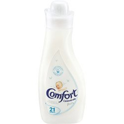 Comfort Fabric Conditioner 750ml Pure