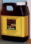 Mastergardening Liquid Fish Emulsion 16-Ounce Concentrated Organic Fertilizer
