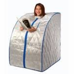 Portable Infrared Sauna with ceramic heater - Extra Large