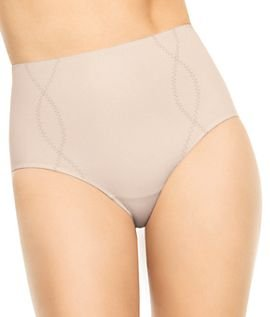 Spoil Me Cotton High-Rise Shaping Panty Plus Size