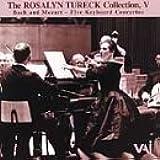 Rosalyn Tureck Collection V: 5 Keyboard Concertos
