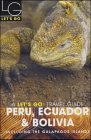 img - for Let's Go Peru and Ecuadar 2003 book / textbook / text book