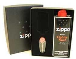 Zippo Gift Kit Slim