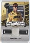 Buy Landon Cassill 199 #171 199 (Trading Card) 2011 Press Pass FanFare Magnificent Materials #MMLC by Press Pass Fanfare