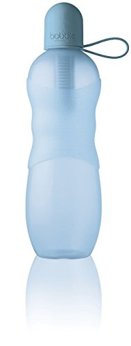 Water Bobble Sport Filtered Water Bottle, 22-Ounce [Non-Retail Packaging] Sky Blue (Bobble Sport Water Bottle compare prices)