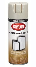 Krylon Appliance Epoxy Paints Appliance Bisque