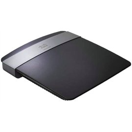 Cisco Router E2500 Linksys 4-Port Advance Dual-Band N Retail Wireless-N Technology Network Ready