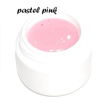 Profi UV Farb Gel - pastel pink - French pink - 5ml