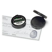 Baumgartens FingerPrint Ink Pad, Black