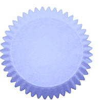 100pack Cakesupplyshop Packaged Baby Blue Mini Cupcake Liners Baking Cups