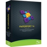 PaperPort 14 Bilingual Eng/French