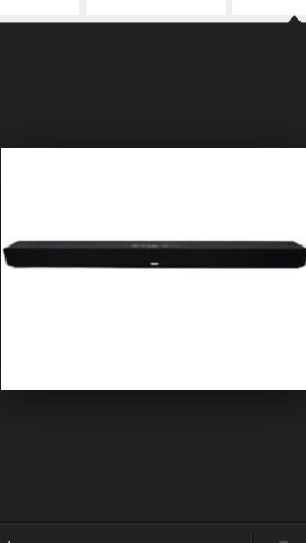 "Rca Rts7010B 37"" Home Theater Sound Bar With Bluetooth"