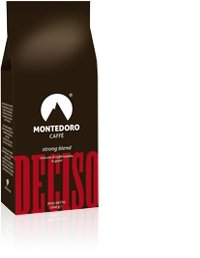 Montedoro Deciso - Coffee Beans - 6 Bag of 2.2lb Each!