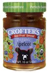 Crofters Organic Just Fruit Spread Apricot --