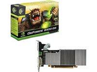 POINT OF VIEW - 8400GS - CARTE GRAPHIQUE NVIDIA - 256 MO DDR3 - PCI-E - HDMI, DVI, CUDA