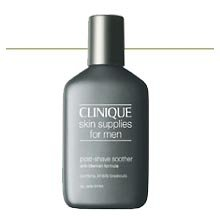 Clinique Skin Supplies Shave Soother for Men, 2.5 Ounce