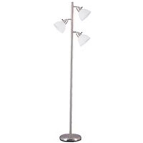 Adjustable floor lamps with reading light for Draper 3 light tree floor lamp