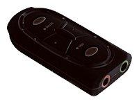 SteelSeries Siberia USB Sound Card (Black)