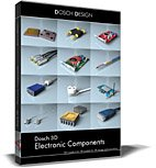 DOSCH 3D: Electronic ComponentsDOSCH 3D: Electronic Components
