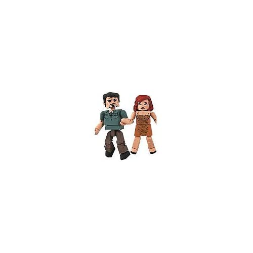 Iron Man 2 Minimates Figures   Stark Expo